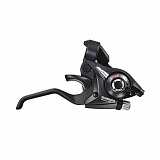 Манетка + тормозная ручка Rear Shimano Tourney ST-EF51 (8ск.) Black