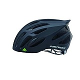 Велошлем Merida  Agile 53-58cm Black/Green